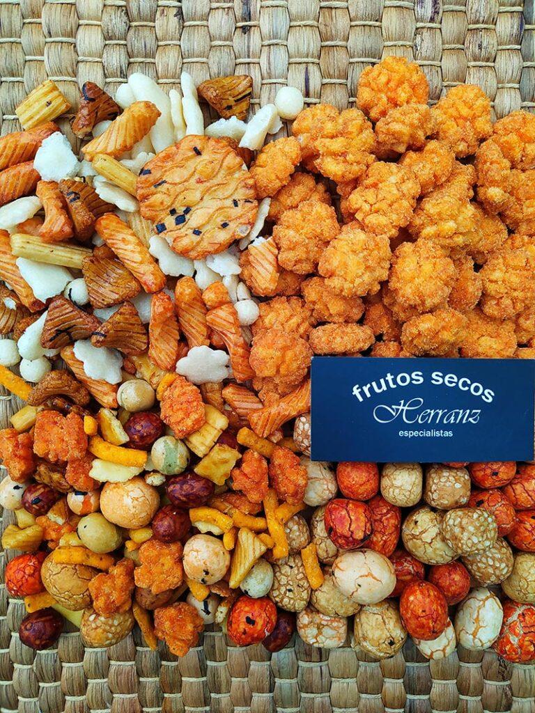 Snack Frutos Secos Herranz Madrid