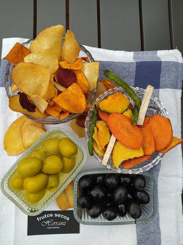 encurtidos frutos secos herranz madrid
